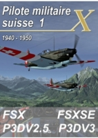 Pilote militaire suisse 1